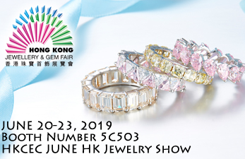 2019 June HK Jewelry Fair